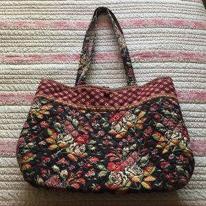 Gorgeous Vera Bradley Quilted Tote